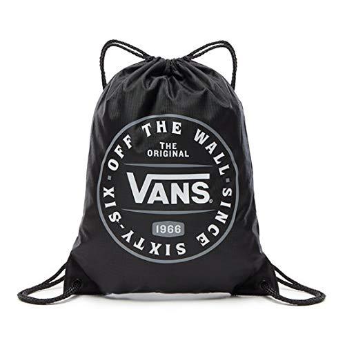 Vans League Bench Bag Rucksack, 44 cm, 12 liters, Schwarz (Black-Multi)