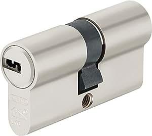 Abus Cylindre De Serrure Profilé EC550NP, LG 28/34mmm. 3clés, avec n + G, Clé réversible, 1pièce, EC550NP, EC550NP