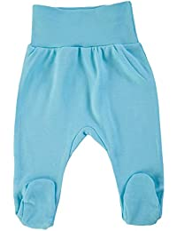 Baby Sleeping Pantalón turquesa para niñas y niños 7782_ 10