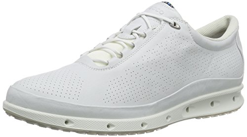 Ecco Cool, Chaussures Multisport Outdoor femme, Blanc (1007White), 42 EU
