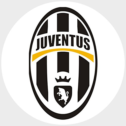Tortenaufleger Tortenfoto Aufleger Foto Bild Fußball Turin 3 rund ca. 20 cm *NEU*OVP*