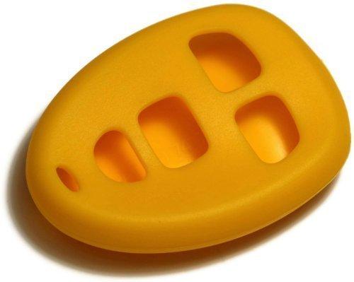 dantegts-amarillo-silicona-clave-fob-funda-smart-remote-bolsas-proteccion-clave-cadena-encaja-saturn