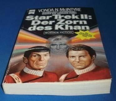 Heyne, 1994, 10. Aufl. Star Trek: Der Zorn des Khan