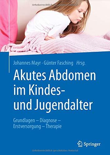 Akutes abdomen im kindes- und jugendalter