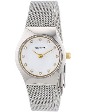 Bering Time Damen-Armbanduhr Classic Analog Edelstahl 11923-004