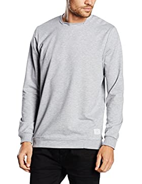 JACK & JONES Herren Sweatshirt Jcoarms Sweat Crew Neck