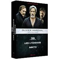 Olivier Marchal, réalisateur : 36 Quai des Orfèvres + Les Lyonnais + MR 73