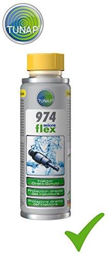 tunap-microflex-974-injektor-direkt-schutz-benzin-injection-reiniger-injektor-cleaner-benzin-200-ml