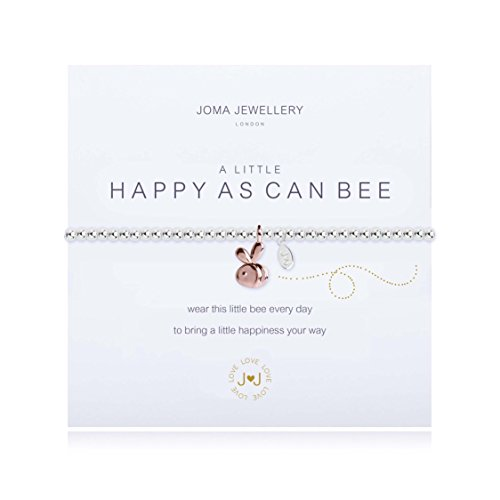 Joma Jewellery Bracelet - a little Happy as can Bee