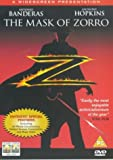 The Mask of Zorro [Reino Unido] [DVD]