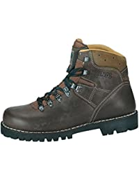 Meindl Ortler, botas de cordones marron oscuro, color, talla 4,5