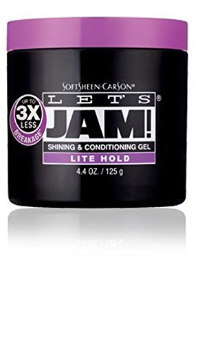 Let's Jam Gel brillantine revitalisant - Tenue légère - 120 ml