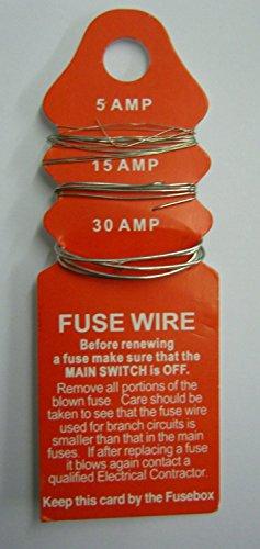 Draht, 30 Amp (Verbraucher Sicherung Draht, Karte 5, 15, 30Amp Kostenlose Lieferung)