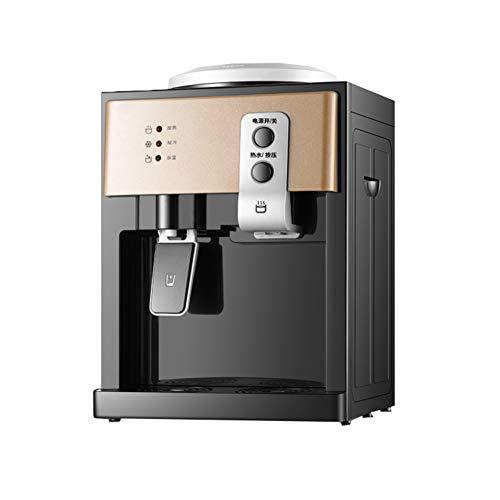 H&YL Hogartipo De Escritorio Frío/Caliente Eléctrico Dispensador De Agua Mini Ahorro De Energía Agua Caliente Hirviendo Congelador Máquina Tea Coffee Bar Ayudante 27 * 24 * 36CM