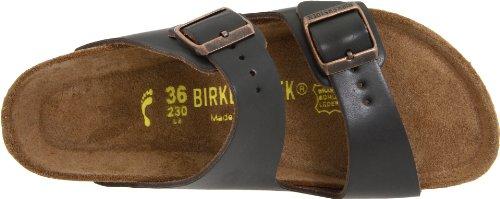 Birkenstock Arizona, Sandali unisex adulto Dark Brown