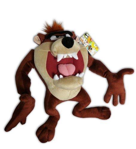 Preisvergleich Produktbild Taz 8'' Plush Soft Toy Doll Tasmanian Devil Looney Tunes Warner Taz-Mania Cartoon by Play