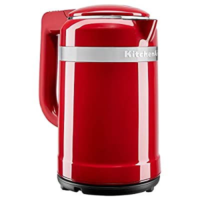Kitchenaid - Bouilloire Design KitchenAid Collection 5KEK1565EER Rouge Empire 1,5 Litre