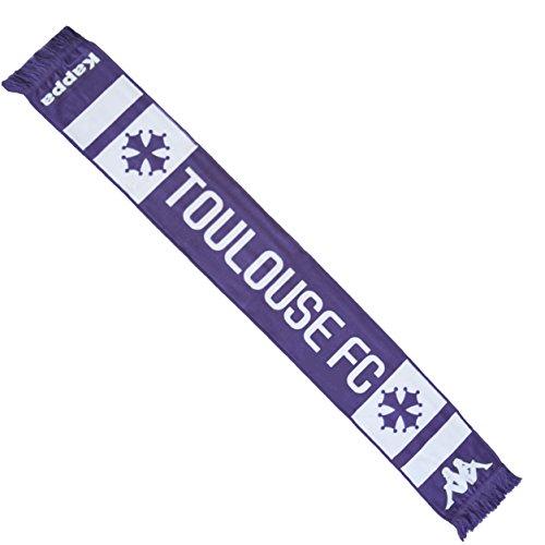TOULOUSE FOOTBALL CLUB Echarpe Toulouse FC - Collection Officielle TFC- Taille unique [Divers]