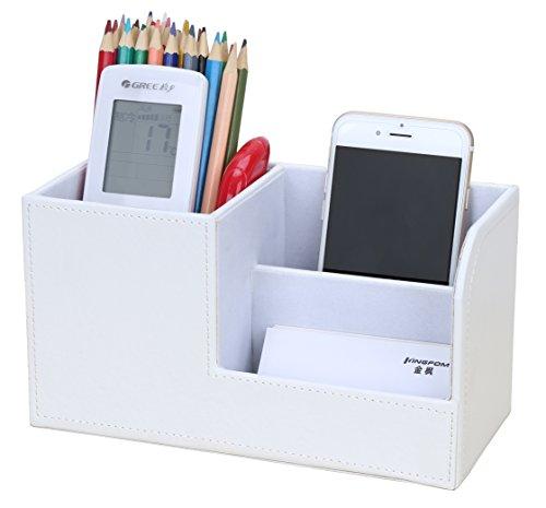 KINGFOM Multifunzionale Organizador escritorio/Portalápices