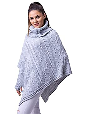 Fancy That Clothing - Poncho - para mujer