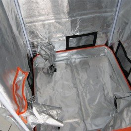 Chambre de culture Mylar 60x60x160cm - SuperBox