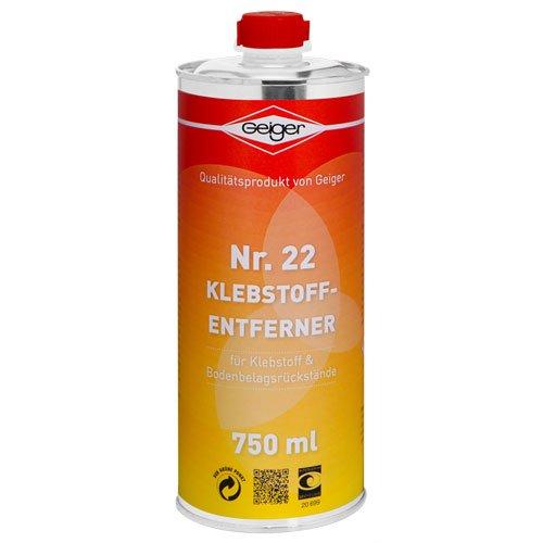 Geiger Klebstoffentferner 750ml