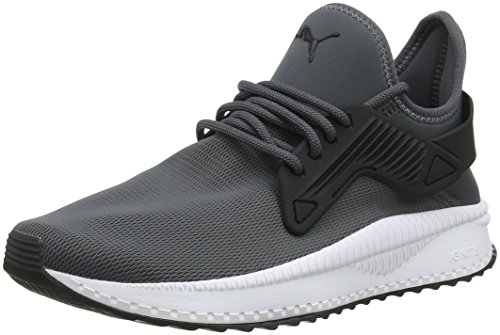 Puma Unisex-Erwachsene Tsugi Cage Sneaker, Grau (Iron Gate Black White), 39 EU -