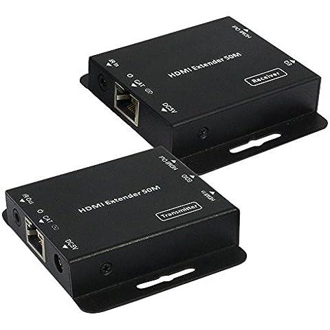 Sopear® HDMI Audio Video RX TX HDMI Estensione IR Controllo