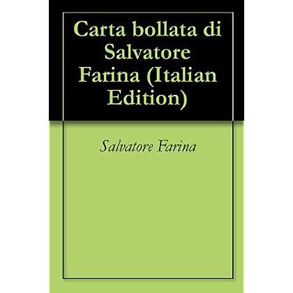 Carta Bollata Di Salvatore Farina