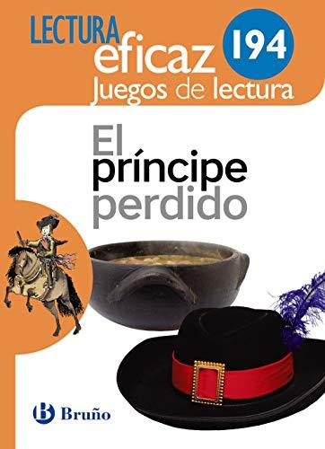 El príncipe perdido Juego de Lectura: AJL 194