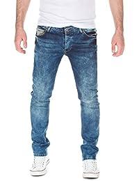 Yazubi Herren Jeans Darren Slim Fit