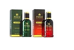 Fogg Scent Intensio & Beautiful Secret (100 ml) - For Men & Women