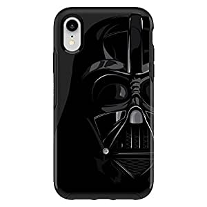 huge selection of dcaa8 3c067 OtterBox Symmetry Series Star Wars (77-60997) Case for iPhone XR - Darth  Vader & Sith Lord