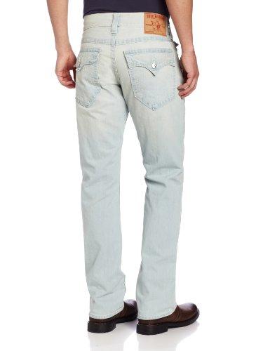 True Religion - Ricky Jeans pour hommes à Sun blanchi - Sun Bleached