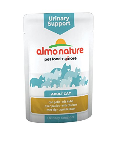 ALMO NATURE Busta Urinary Nassfutter Katze Huhn Premium-
