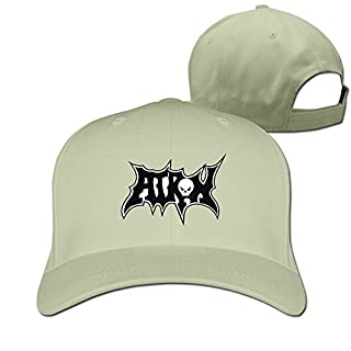 Fitty area Atrox LogoContentum Mesmerised Terrestrials Custom Hats For Men Natural