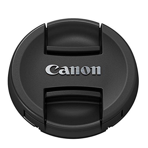 Canon E 49 Tappo per Lenti EF Nero