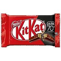 Nestlé Kit Kat Chocolate Negro 70% - Barritas 24 x 41,5 gr