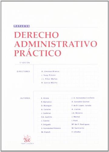Derecho Administrativo Práctico