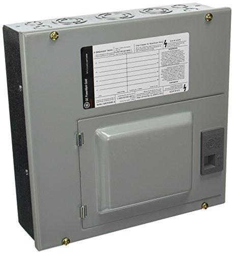 GE Energie Industrie Lösungen tlm812scudp Lug Cabrio Laden Zentrum, 125-amp -