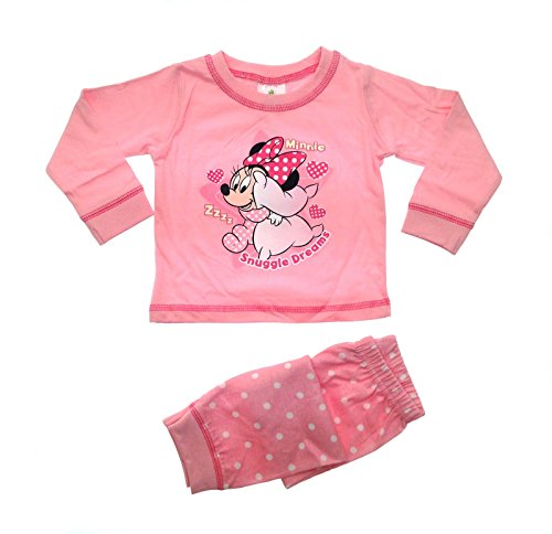 476bcdecf Baby Girls Pyjamas Kids Toddlers Disney Minnie Mouse   Me To You ...