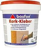 Baufan Korkkleber für Wand und Deckenverkleidung 1kg