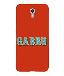 For Lenovo ZUK Z2 Pro-Livingfill- Gabru Printed Designer Slim Light Weight Cover Case For Lenovo ZUK Z2 Pro(A Beautiful One of the Best Design with a Classic Theme & A Stylish, Trendy and Premium Appeal/Quality) (Red & Green & Black & Yellow & Other)