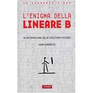 Enigma della lineare B