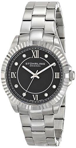 stuhrling-original-regent-lady-nautic-reloj-de-cuarzo-para-mujer-con-corea-de-acero-inoxidable-color