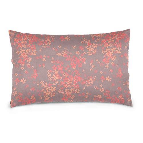 Check-standard Pillow Sham (Cushion Cover Japanese Rainbow Garden Throw Pillow Cover Square Decorative Cushion Cover Pillowcase Euro Pillow Shams)