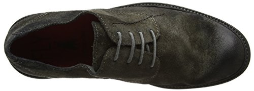Fly London P143817007, Scarpe Stringate Uomo Marrone (Militar 007)