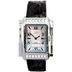 Xezo Unisex Architect Schweizer Uhr. Wasserfest 50 Meter