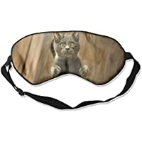 Eye Mask Eyeshade Cat Standing Sleeping Mask Blindfold Eyepatch Adjustable Head Strap preisvergleich bei billige-tabletten.eu