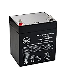 APC Smart-UPS 1000, SURT1000RMXLT, SURT1000XLT 12V 4.5Ah UPS Battery - This is an AJC Brand